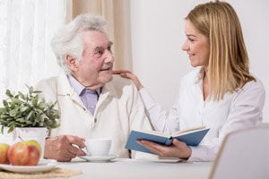 Alzheimer's and Dementia care at Home Care Help in Glendale, CA