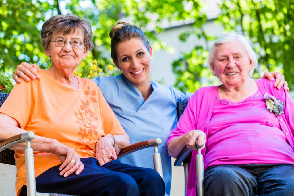 Our home care caregiver in Glendale, CA