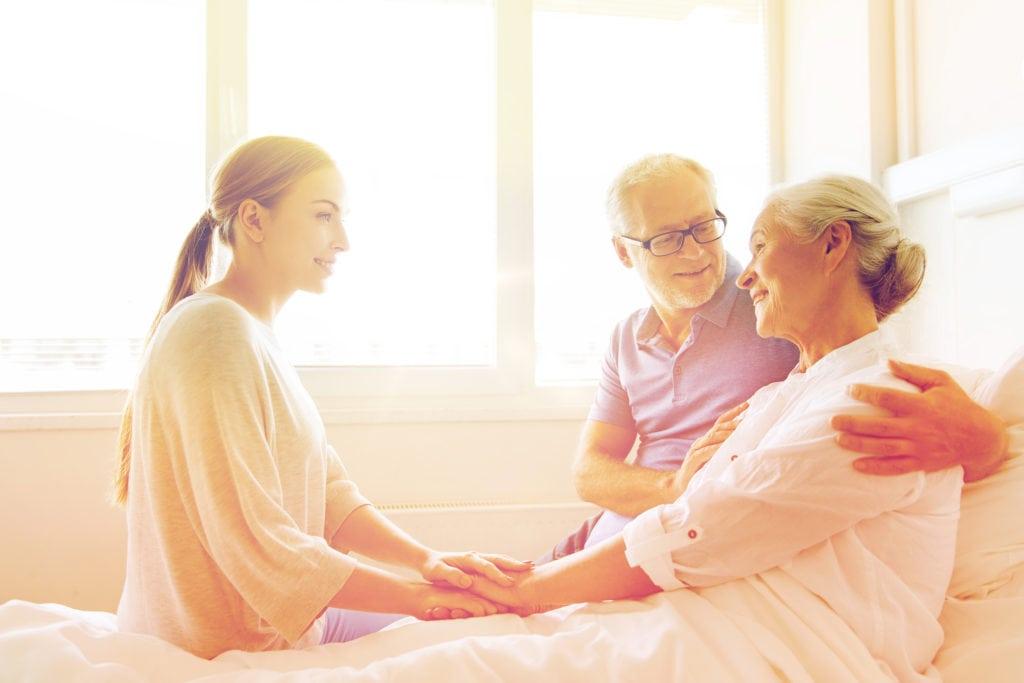 Hospice care in Glendale, CA