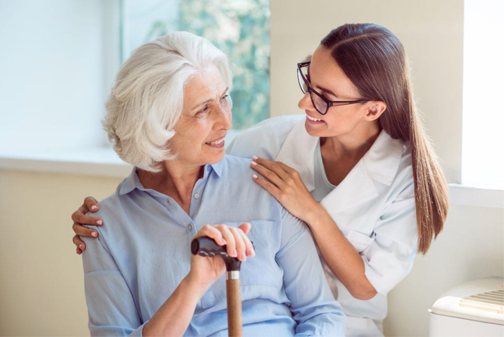 Home Care Services in Encino CA: Senior with Multiple Health Issues