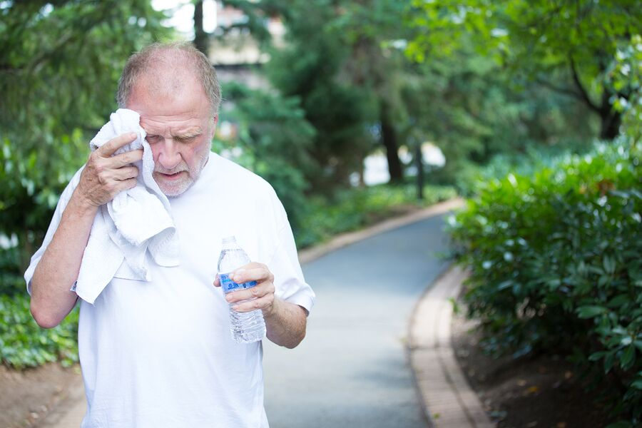 Home Care Services in Pasadena CA: Senior Dehydration