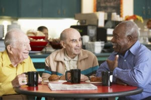 Caregiver in Century City CA: Senior Social Interactions