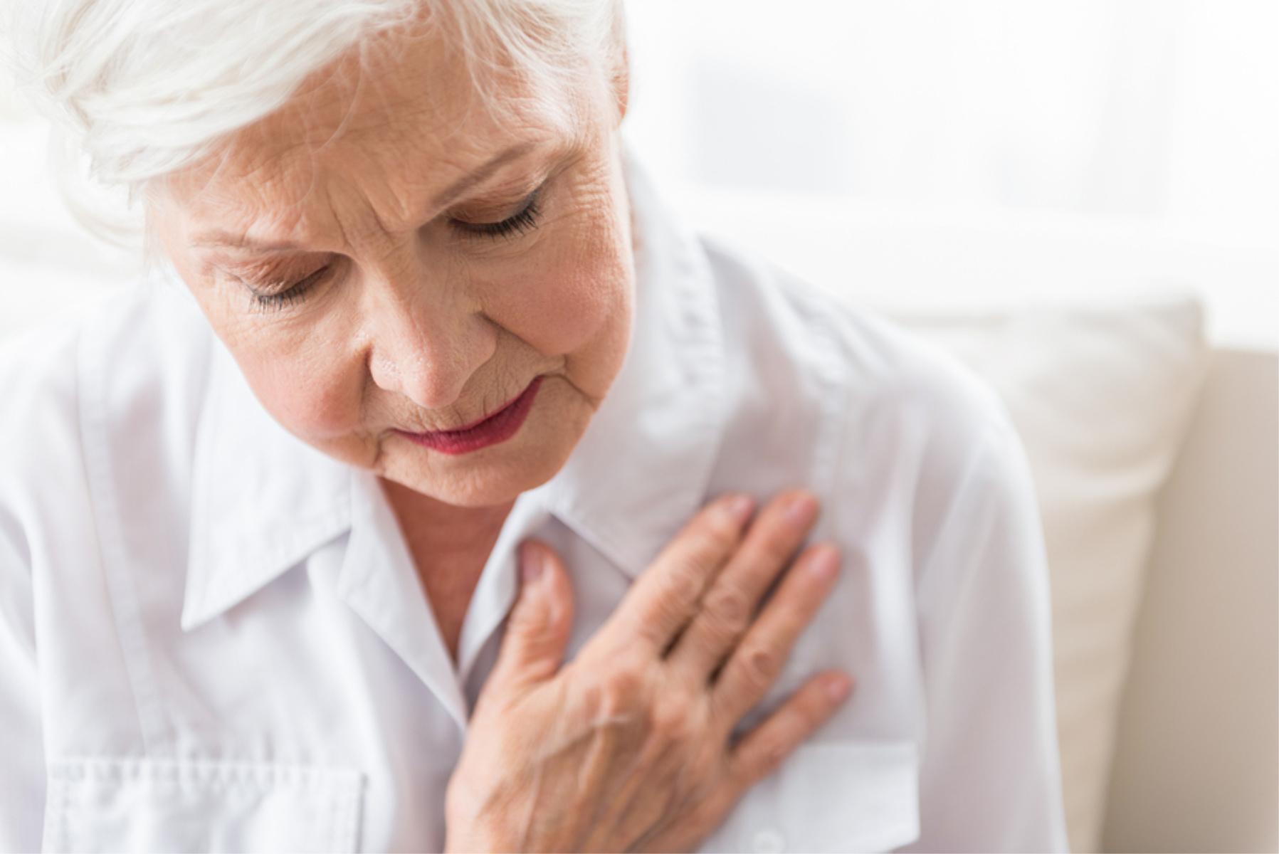 Home Health Care in Studio City CA: Women Heart Attack Symptoms