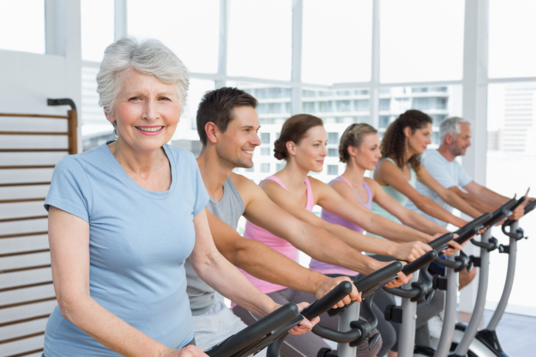 Elder Care in Encino CA: Exercise with COPD?