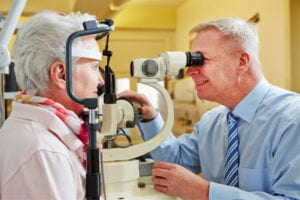 Elder Care in San Marino CA: Macular Degeneration