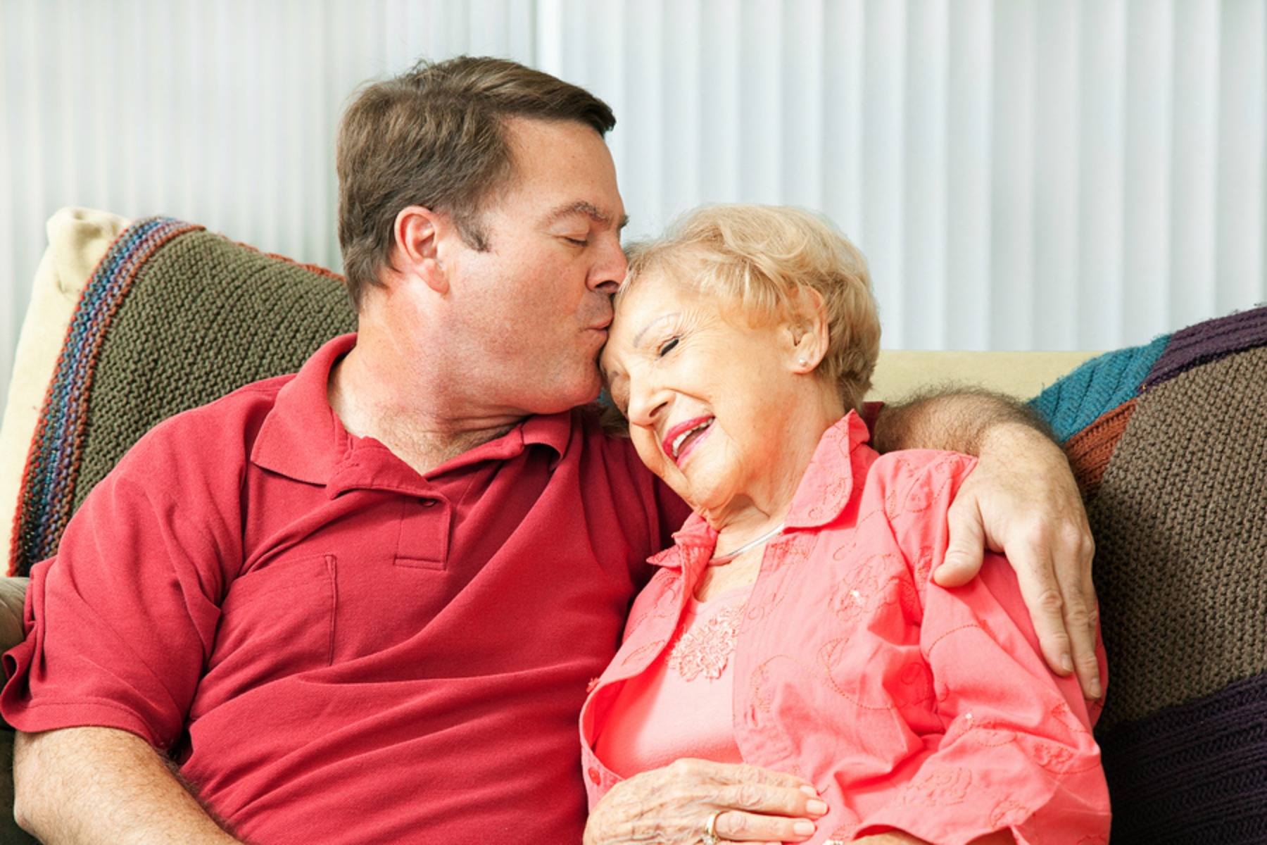 Home Care in Century City CA: Blind Home Care Services