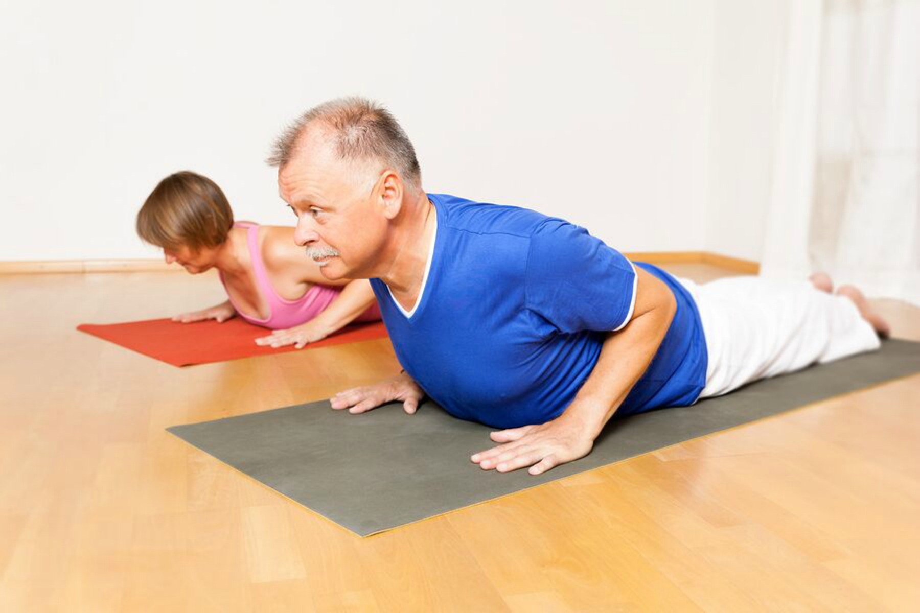 Caregiver in Silver Lake CA: Three Ways to Get Dad Up and Active
