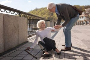 Elderly Care in Encino CA: Fall Anxiety