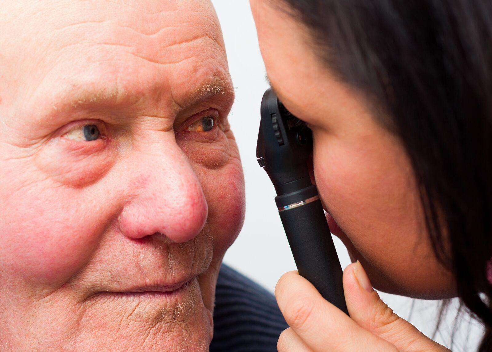 Home Health Care in Toluca Lake CA: Blindness